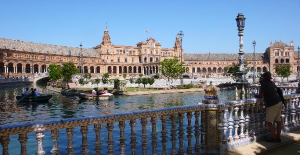 Viagem a Sevilha