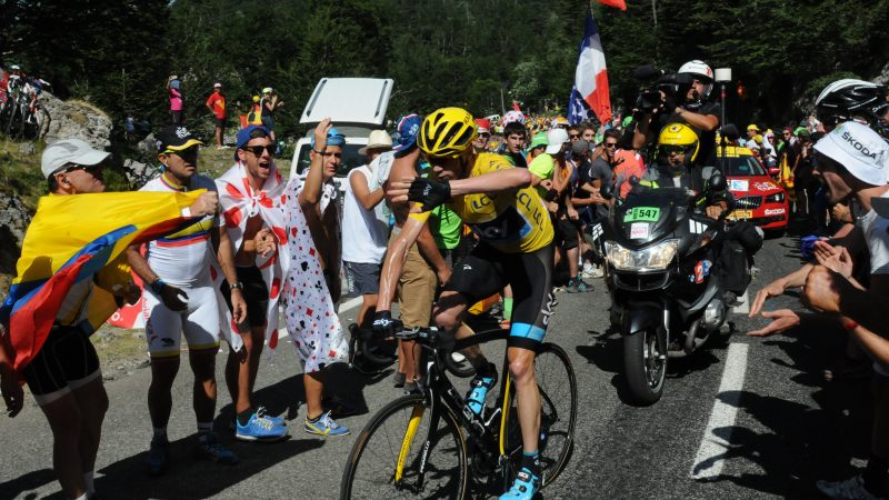 "ESTIVEMOS NO  ""TOUR DE FRANCE"""